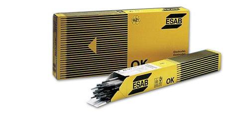 Сварочные электроды ОК-46 d5 мм пачка 6,6 кг