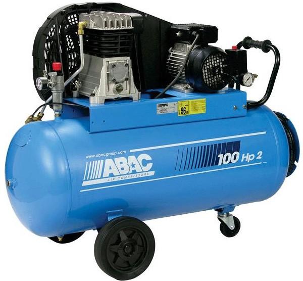 Компрессор воздушный ABAC B 4900В/100 PLUS CT4
