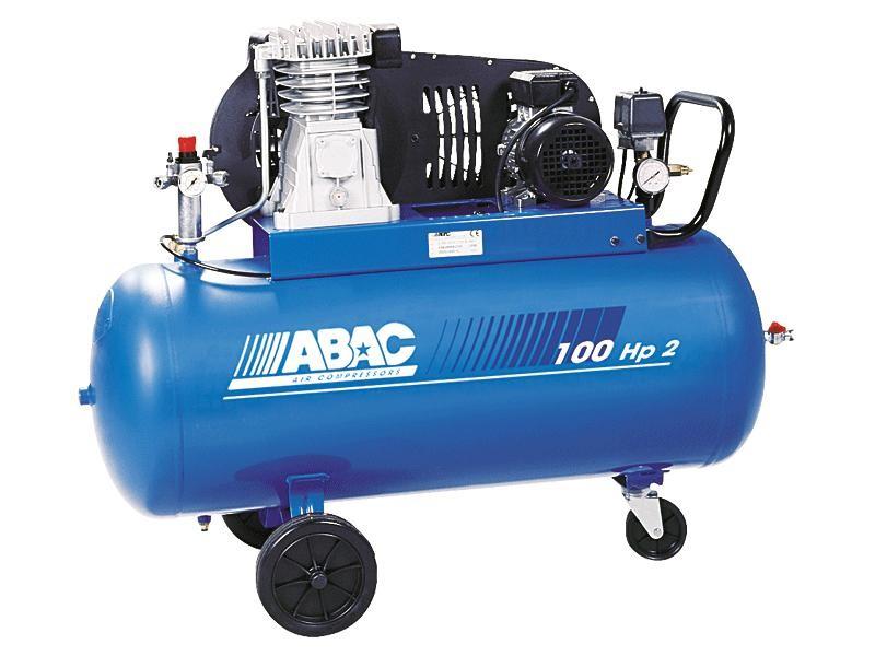 Компрессор воздушный ABAC B 5900B/100 CT5,5