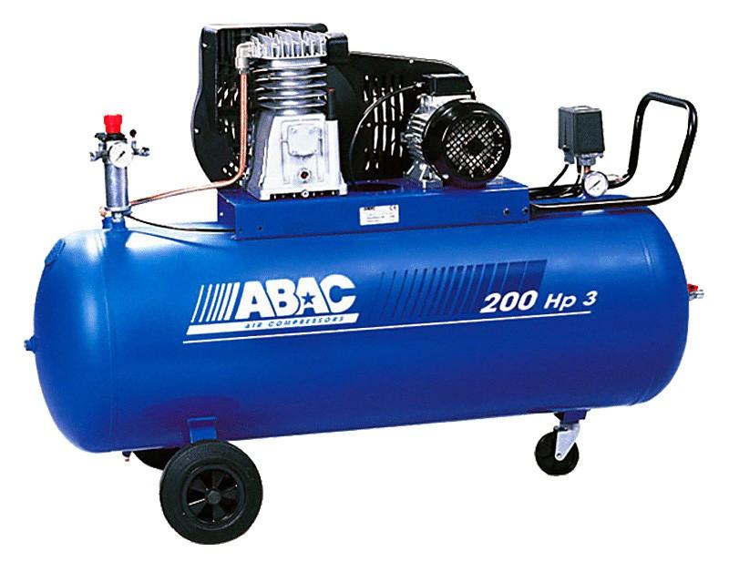 Компрессор воздушный ABAC B 5900B/200 CT5,5