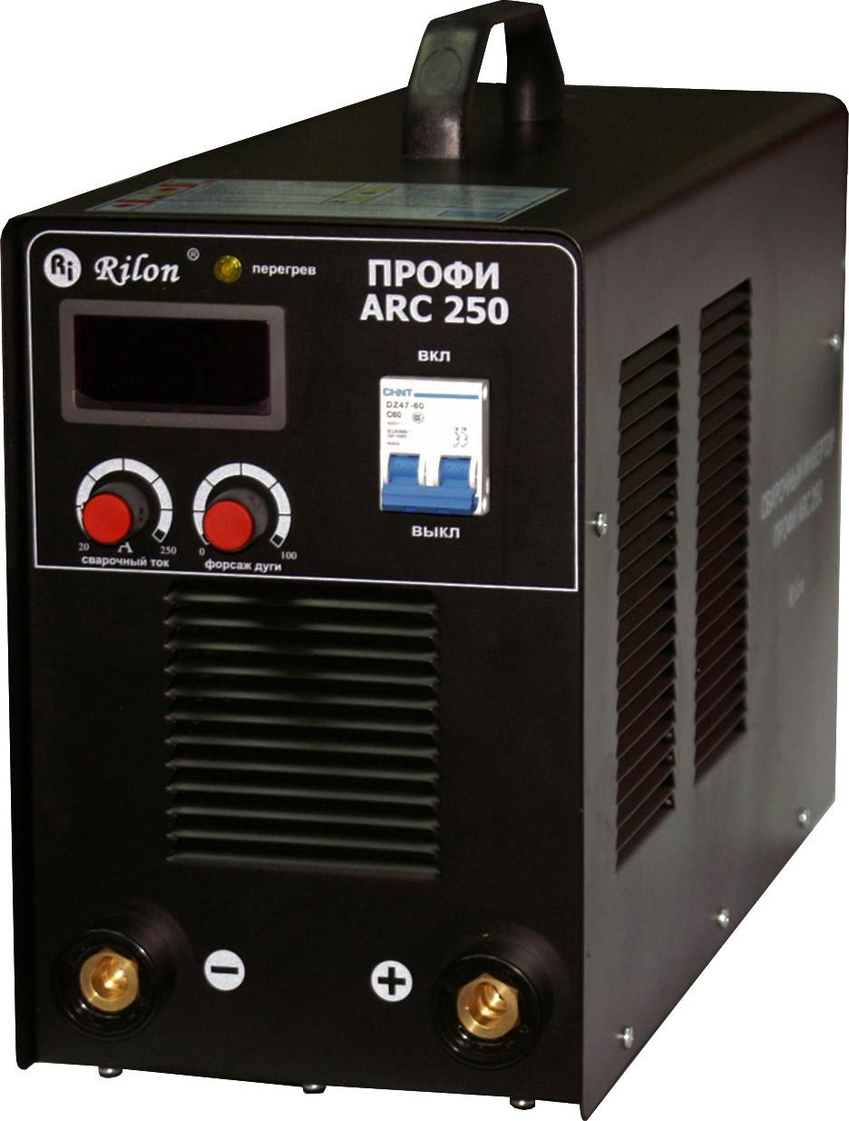 Сварочный инвертор ARC-250 Профи