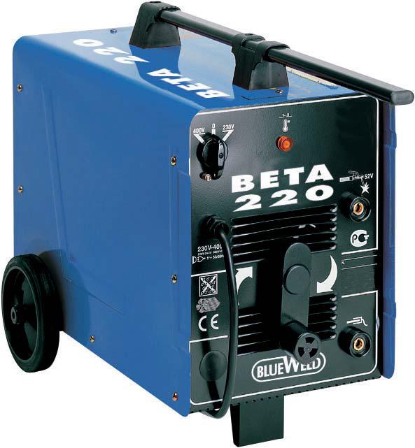 Сварочный трансформатор Blueweld BETA 220