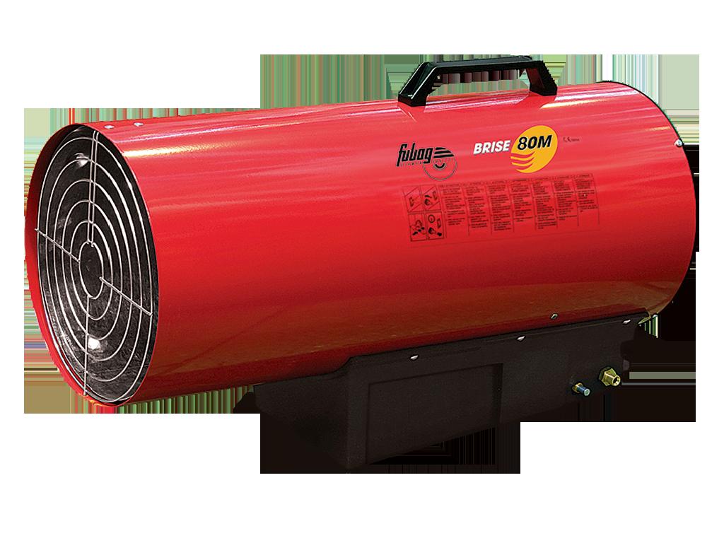 Тепловая пушка газовая Fubag BRISE 80M