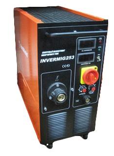Инверторный полуавтомат FoxWeld InverMIG 253