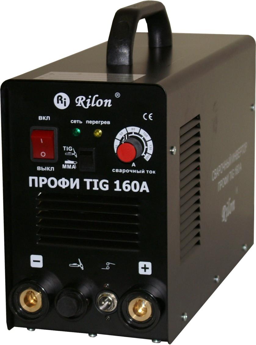 Сварочный инвертор аргонодуговой ПРОФИ TIG 160А