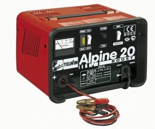 Зарядное устройство Telwin Alpine 20 Boost