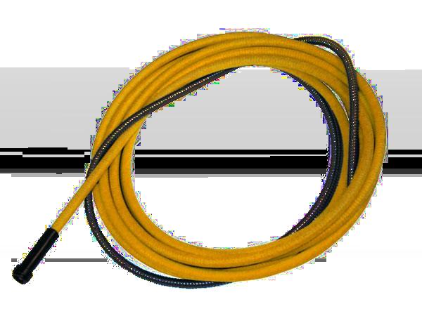 канал подающий 1,2-1,6 желтый 4м
