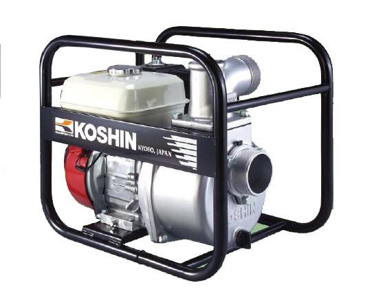 Мотопомпа Кoshin STH-80X