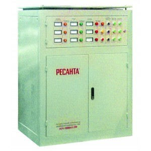 Электромеханический стабилизатор напряжения Ресанта АСН-100000/3-ЭМ