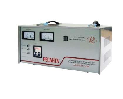 Электромеханический стабилизатор напряжения Ресанта АСН-12000/1-ЭМ