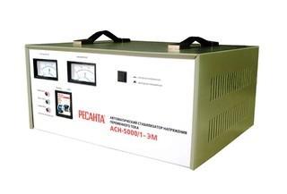 Электромеханический стабилизатор напряжения Ресанта АСН-5000/1-ЭМ
