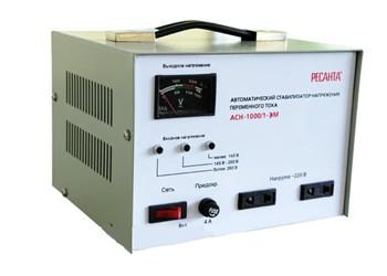 Электромеханический стабилизатор напряжения Ресанта АСН-500/1-ЭМ