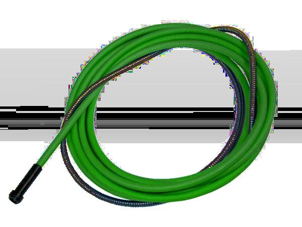 канал подающий 2,0-2,4 зеленый 5м
