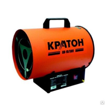 Тепловая пушка газовая Кратон GH-10/500
