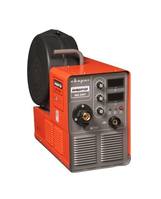 Инверторный полуавтомат Сварог MIG-250