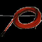 Канал подающий 1,0-1,2 красный 3м