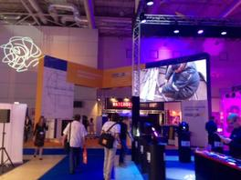 ENERGY PRO на выставке Prolight+Sound NAMM Russia RUSSIA 2013